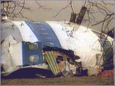 pictures from the crash