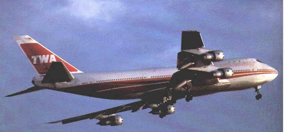 800 : トランスワールド航空800便 ...