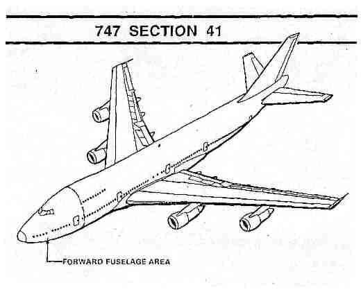 x 41 aircraft diagram